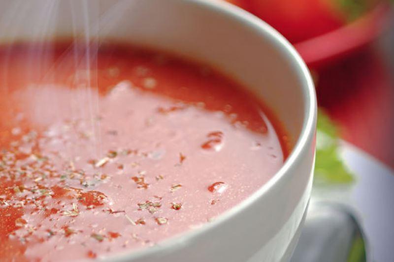 מתכון למרק עגבניות חורפי