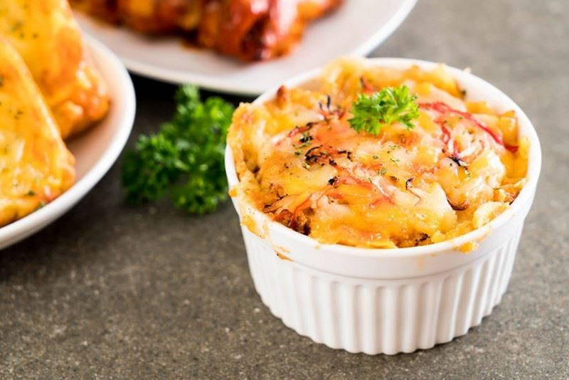 מתכון פסטה קונקילויני במילוי גבינות