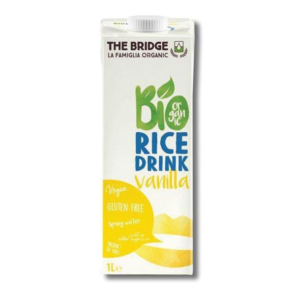 תמונה של משקה אורז אורגני - וניל
