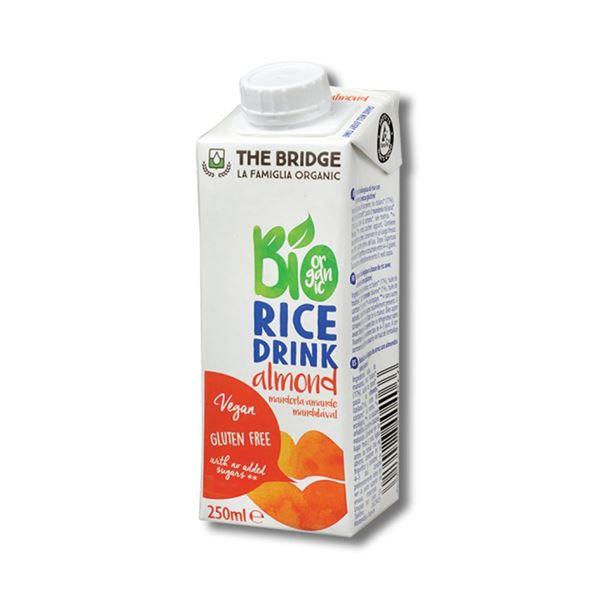 תמונה של משקה אורז אורגני - שקדים