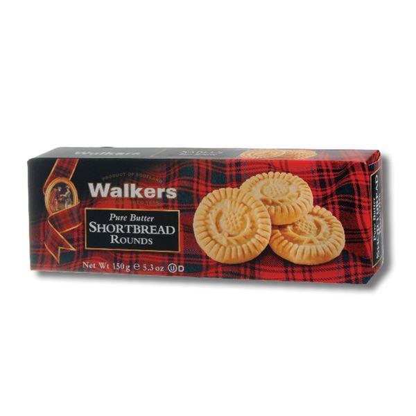 תמונה של ווקרס עוגיות חמאה עגולות 33%